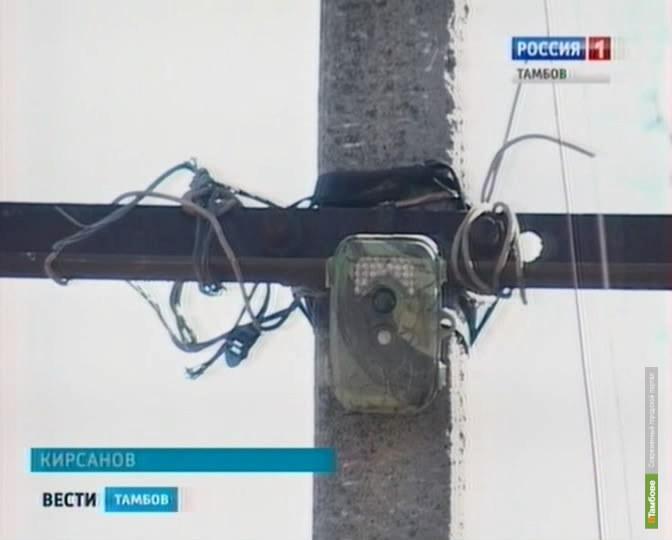 За стихийными свалками в Кирсанове установили фотонаблюдение