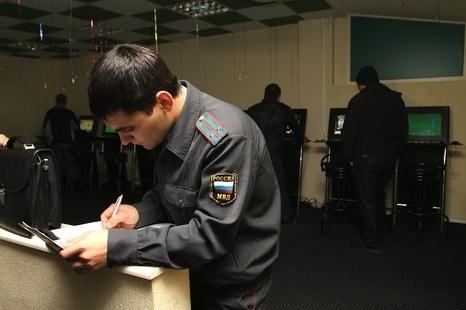 Тамбовские полицейские ликвидировали очередное подпольное казино