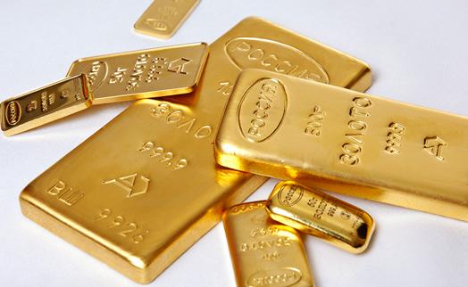 Зафиксирован рост спроса на золото