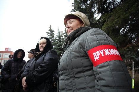 В Госдуме готовят законопроект о народных дружинниках