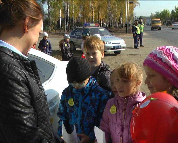 Сотрудники ГИБДД провели акцию в Рассказово