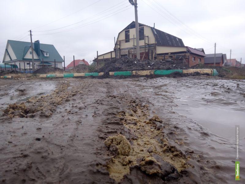 Чиновники пообещали построить дороги в посёлке Северный