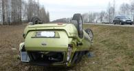 В ДТП на автодороге Тамбов-Шацк пострадал ребенок