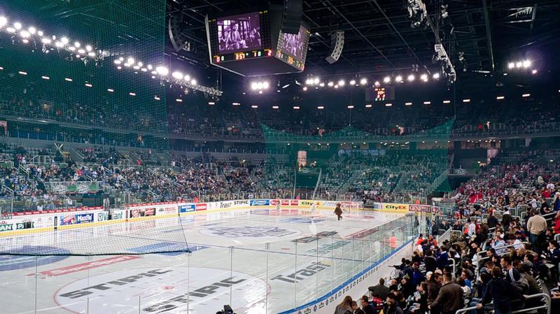 Тамбовские студенты начали борьбу за победу на чемпионате мира по хоккею