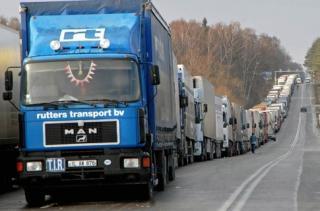 В День Победы Тамбовские дороги «закроют» для опасных грузоперевозок