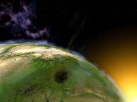 Ученые составили сценарий глобального потепления
