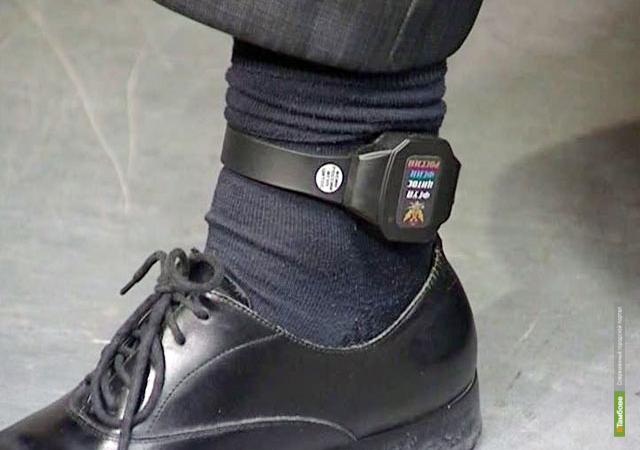 На Тамбовщине осуждённый месяц ходил с неисправным электронным браслетом