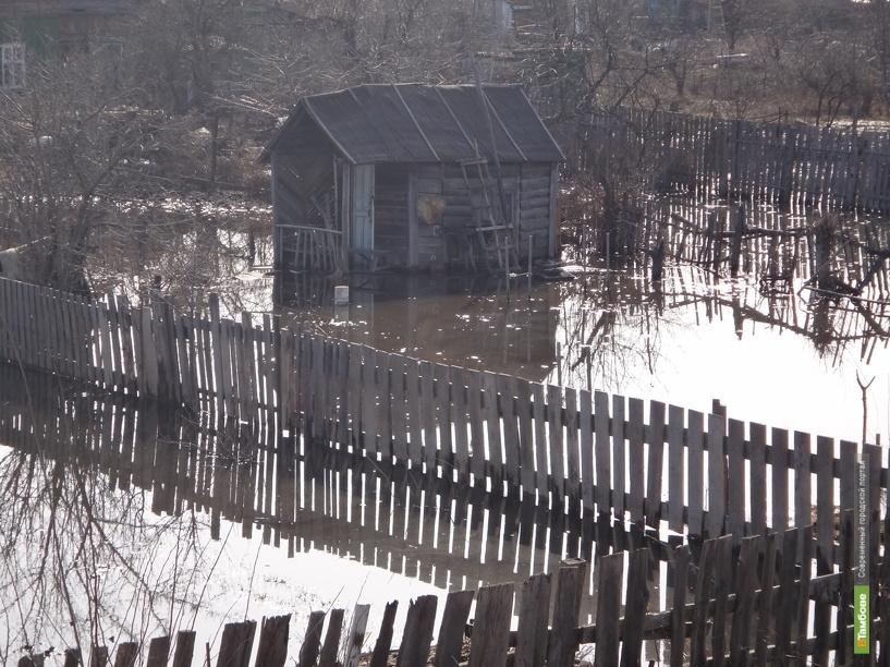 В помощь пострадавшим от паводка тамбовчанам собрали более миллиона рублей