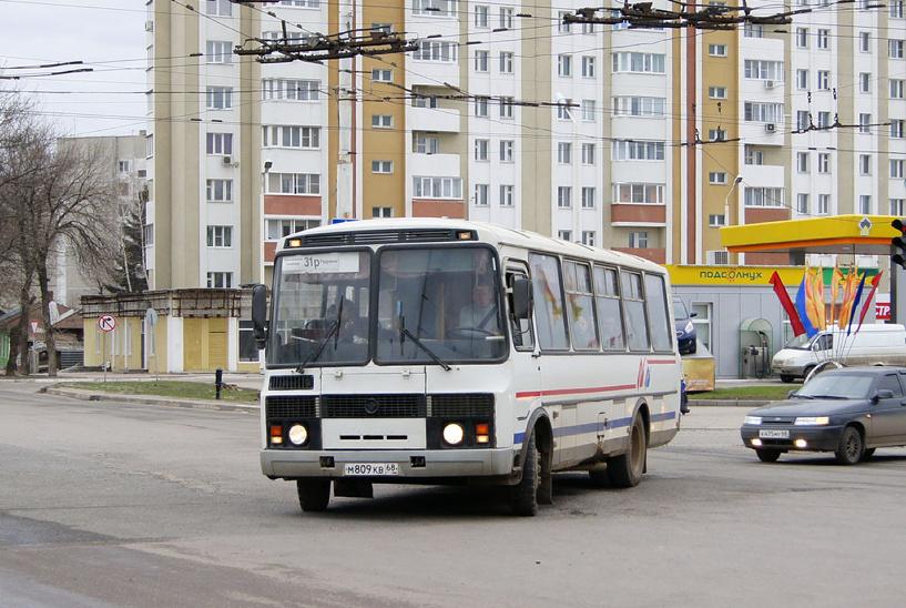 Автобус № 31-Р будет ходить по новому маршруту