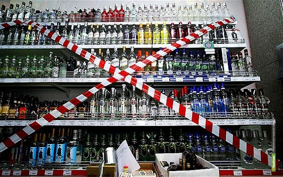 На Тамбовщине сняли ограничения на продажу алкоголя в общепите