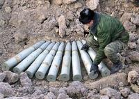 Минобороны откажется от подрыва старых боеприпасов
