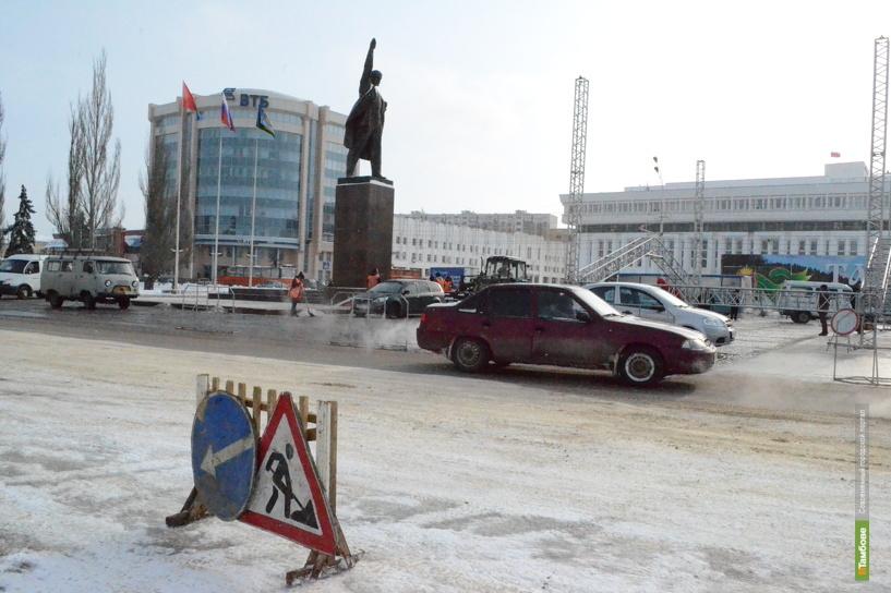 Из-за народных гуляний перекроют центр Тамбова
