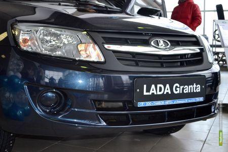 АвтоВАЗ все-таки повышает цены на «Гранту» на 4-5%