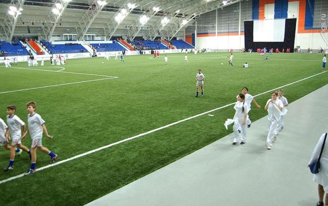 В Тамбове построят крытый футбольный манеж