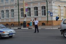 В День народного единства в центре Тамбова перекроют движение