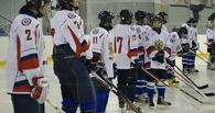 Тамбовские хоккеисты проиграли выездной матч липчанам