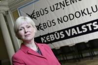 Министр культуры Латвии призвала соотечественников не говорить по-русски