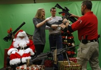 Самый популярный в США новогодний подарок — винтовка