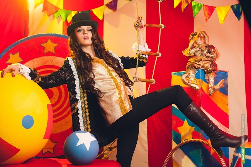 Тамбовчане могут окунуться в атмосферу сказочного цирка