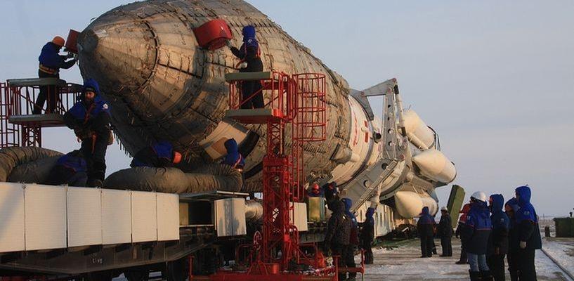 Ракету «Протон-М» запустят в начале апреля