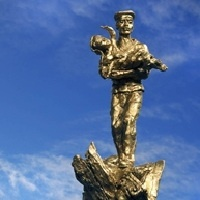 В Сицилии установлен памятник русским морякам