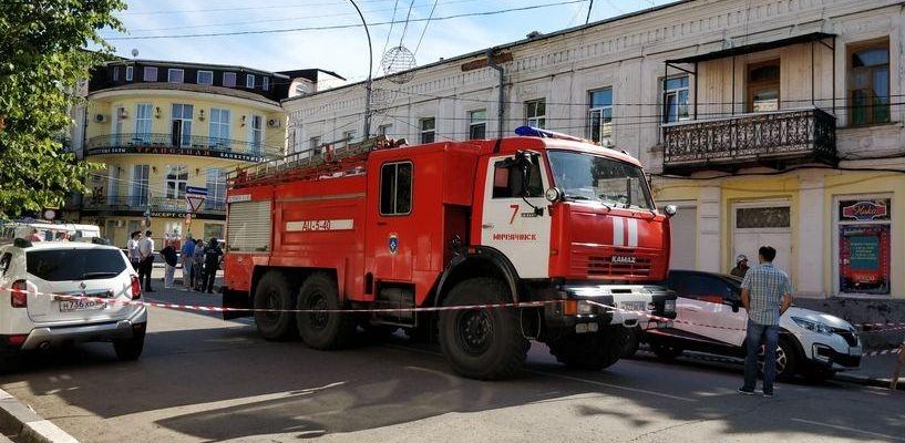Следователи назвали предварительную причину обрушения старого дома в Мичуринске