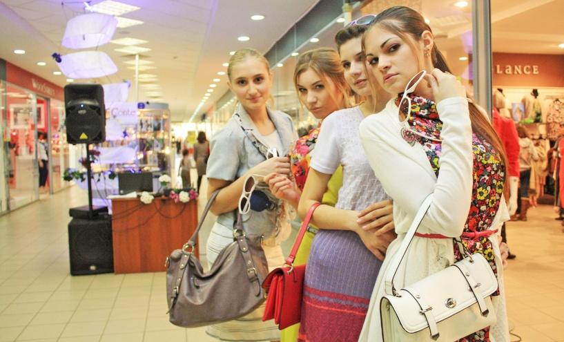 В Тамбове состоится показ модной одежды и обуви из новых весенне-летних коллекций