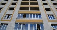 В том году в областном центре построили 355 тысяч квадратных метров жилья