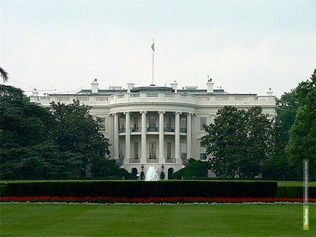 В Белом доме задержан подозрительный мужчина с рюкзаком