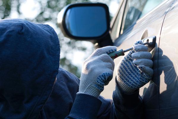 Полицейские раскрыли автоугон