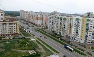 С начала года в регионе построили более 400 тысяч квадратных метров жилья