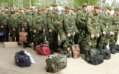 В Котовске самый высокий процент юношей, годных к армейской службе