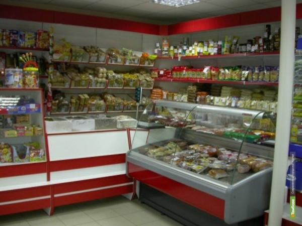 Тамбовчанин украл из магазина алкоголь и сигареты