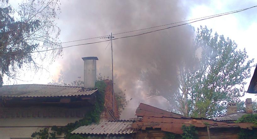 В Тамбовском районе школьник поджёг стог сена