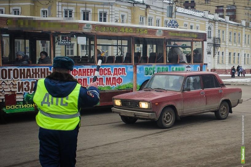 Безопасней всего на Тамбовщине ездить по дорогам Моршанска