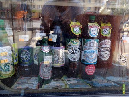 В День города с тамбовских прилавков исчезнут напитки «в стекле»