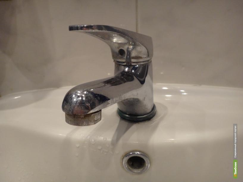 На севере Тамбова горячей воды не будет до середины августа