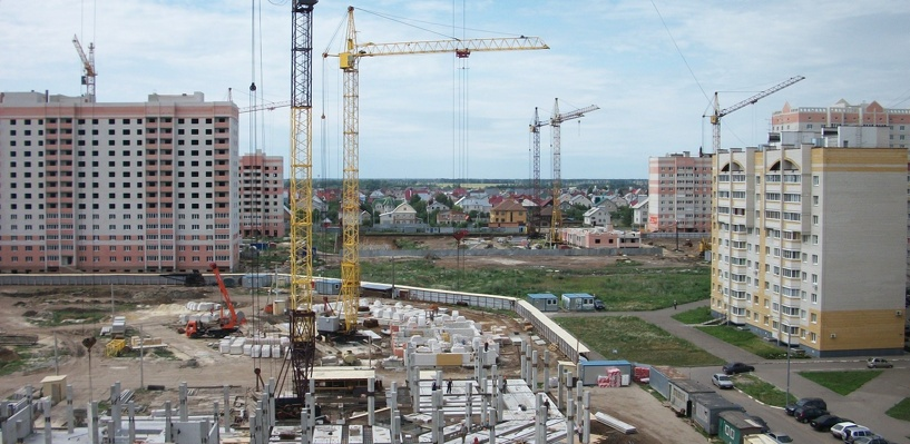 В 2016 году в Тамбове ввели в эксплуатацию почти 400 тысяч квадратных метров жилья