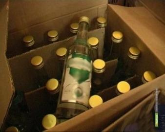 Тамбовчанка продавала в своём гараже «палёный» алкоголь