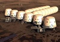 Голландцы раздают билеты на Марс в один конец