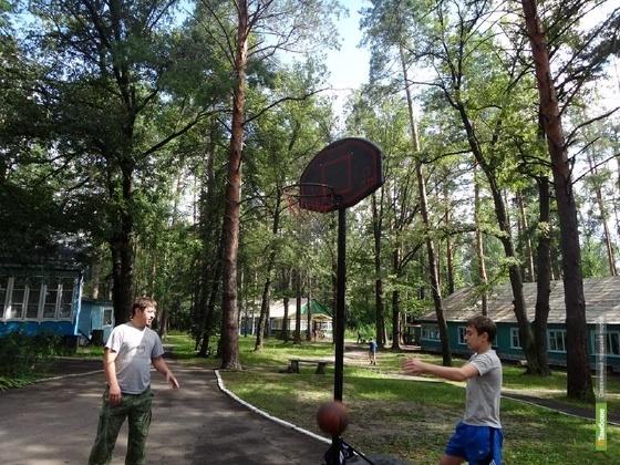 Юные жители Крыма отдохнут в тамбовской «Жемчужине леса»