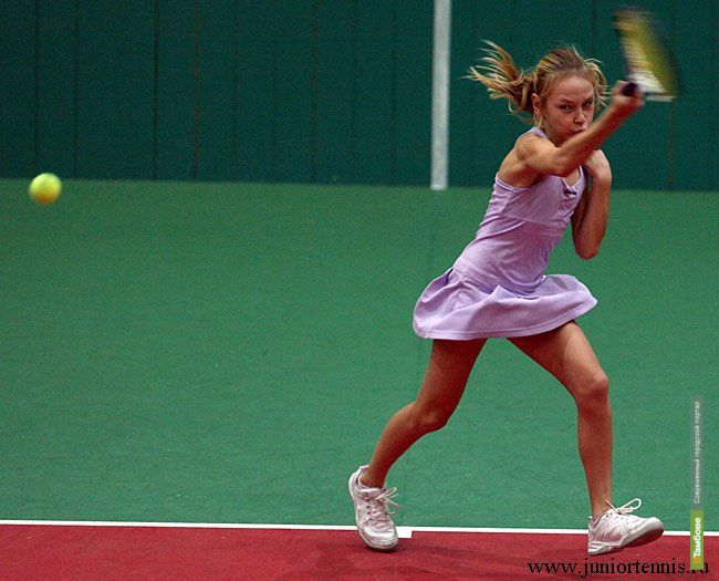 Теннисистка из Тамбова поедет покорять Европу