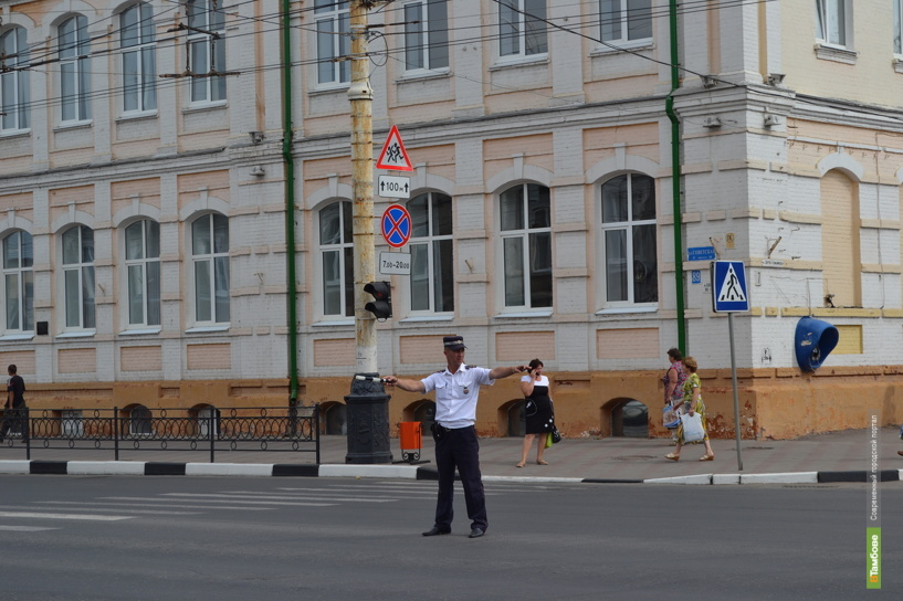 На День молодежи ВТамбове перекроют три улицы