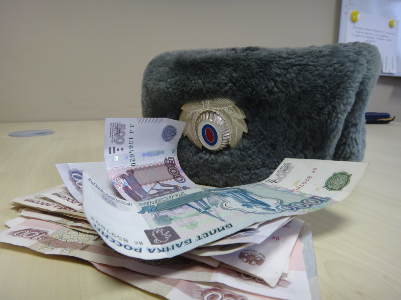 Жителя Пичаевского района будут судить за попытку подкупить автоинспектора