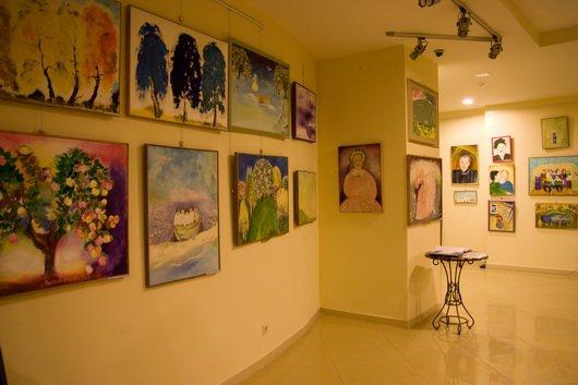 В картинной галерее откроется выставка, посвященная 70-летию Победы
