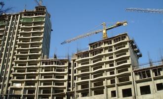 Больше половины всего построенного в регионе жилья приходится на городскую местность