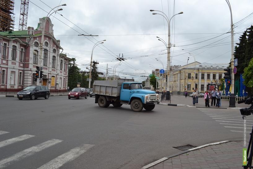 Иногородним авто 12 июня запретят въезжать в Тамбов