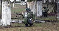 Бойцы тамбовского спецназа приняли участие в антитеррористических учениях