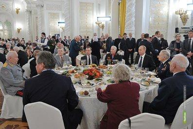 Тамбовский ветеран побывал на встрече с Президентом