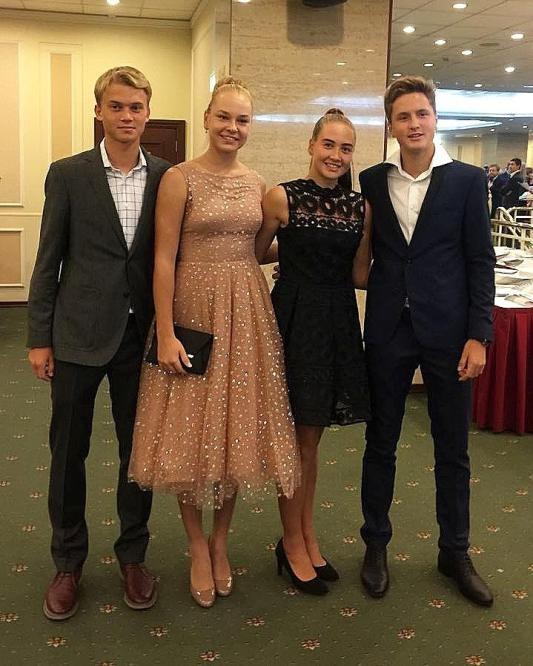 Тамбовчанке вручили престижную теннисную награду «Русский Кубок»